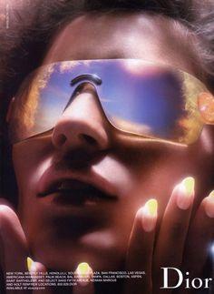 Dior Campaign SS 2004 - Gisele Bundchen by Nick Knight