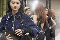 Fall-Winter 2017/18 Ready-to-wear show - CHANEL