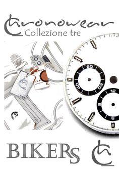 CHRONOWEAR ROLEX - BIKERS PROMO COLLEZIONE TRE