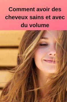 Comment Avoir Du Volume Dans Les Cheveux Homme