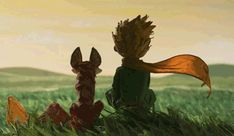 the fox and the little prince | Tumblr