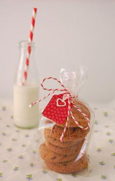 Valentines Treat Packaging Set
