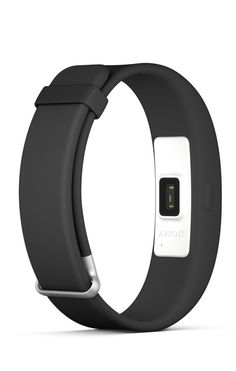Sony's SmartBand 2 keeps track of your steps, sleep cycle and heart rate while also providing notifications for phone calls, text messages and emails from your handset