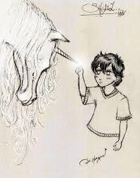El unicornio de Shail