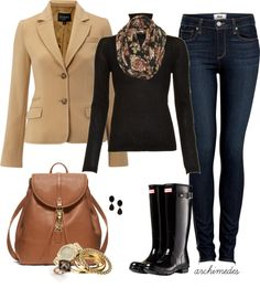 """""""Wellingtons"""" by archimedes16 on Polyvore"""