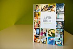 A Week In the Life Photo Book.