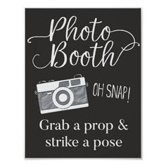 Shop Photobooth Sign, Grab a Prop and Strike a Pose Poster created by JJsDesignz. Wedding Photo Booth Props, Diy Photo Booth, Photo Booth Sign Ideas, Photo Booths, 40th Birthday Decorations, 50th Birthday Party, Anniversary Photos, Anniversary Parties, Friend Photography