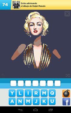 #draw #something Marilyn