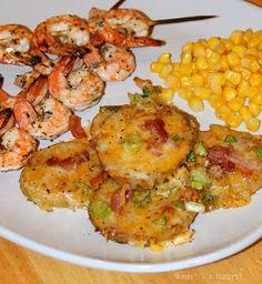 MIH Recipe Blog: Baked Potato Rounds