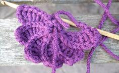 Hoje você vai receber um orientações completas que vai ensinar-lhe como fazer crochê ...