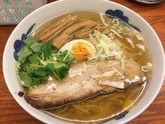 和風柚子柳麺@麺屋 ひょっとこ