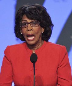 Maxine Waters has run out of blocks for the House ethics committee, she's back on the hot seat.