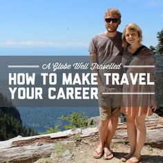 For #RVers, #digitalnomads and those who aspire to achieve this lifestyle... How to make #travel your career