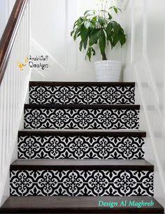 Voor als ik ooit een trap moet opknappen