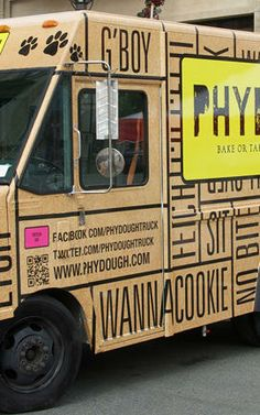 food truck design | ... Lunch Get Their Own Stylish Food Truck | Co.Design | business + design