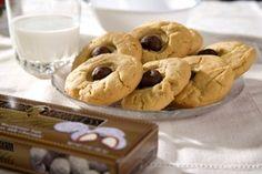 Mini Mele & Peanut Butter Cookies