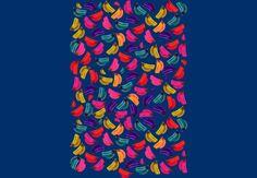 Bananas Coloridas by Eleaxart