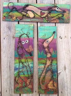 Where the wild fern grow - wired ones by GreenAcreStudio on Etsy.