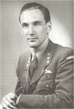 "Gunnar Sønsteby, WW2 resistance fighter during the German occupation of Norway; the leader of what became known as ""The best saboteur team in Europe: The Oslo Detachment"". He is the most highly decorated officer in Norway's history."