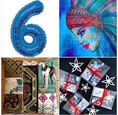Find- og følg med hvor der er mere unika - billedkunst - designs mm hos www.CREATIVES.nu online julekalenderen her https://www.facebook.com/events/213652179064001/ Vil du være en af de første der får adgang til vores designer & kunstner app der lanceres lige efter jul - hvor du dagligt er updatet og nemt kan komme i kontakt med den billedkunstner - tøjdesigner - smykkedesigner - keramiker - glaskunstner så tilmeld dig nyhedsbrev på mail til hello@creatives.nu