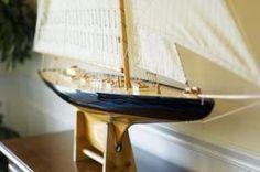 Cómo construir un modelo de barco