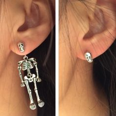Luv forever Brand new, material: alloy Woowaa Jewelry Earrings