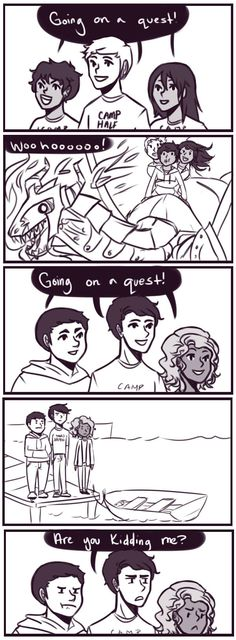 Greeks are totally superior! I'm sorry Jason, Frank, and Hazel, all being roman, but it's true! XD
