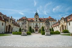 Valtice Castle, Czech Republic