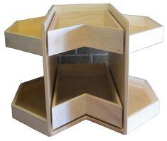 20 Best Corner Cabinet Solutions Images Kitchen Storage Corner