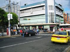 Downtown San Salvador.