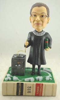 RBG bobblehead Sadly, not available for purchase