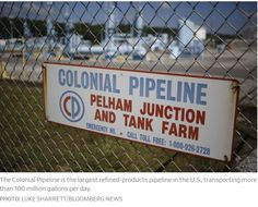 Fuel Prices, Truth And Justice, The Pipeline, Federal Agencies, Cyber Attack, The Spectator, U.s. States, East Coast, Dark Side