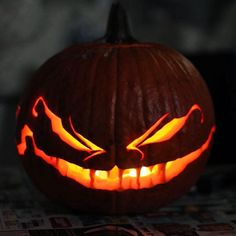 Pumpkin Carving Ideas for Halloween 2014: Amazing, Creative, and Funny Halloween Pumpkin Ideas 2014