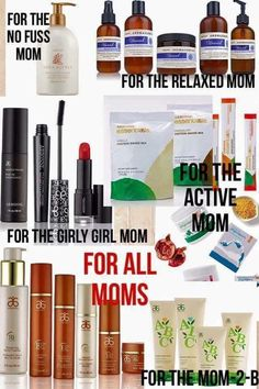 Mothers Day is coming so treat your mom to something pure, safe and beneficial…