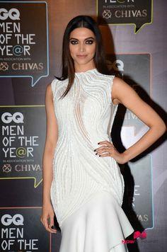 Deepika Padukone Awarded GQ India Women Of The Year 2015