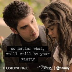 "S2 Ep10 ""Someone's Little Sister"" - Prepare yourself for this Brallie moment in tonight's summer finale of #TheFosters!"
