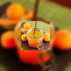 Confiture d'abricots (recette de Pierre Hermé) Beignets, Food Presentation, Food And Drink, Meals, Vegetables, Sorbets, Ajouter, Nutella, Sweet Sauce