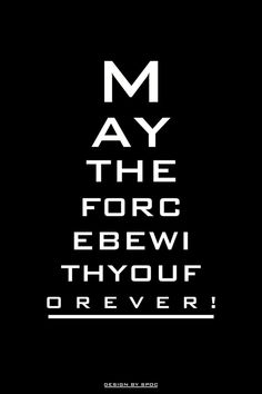 Star wars Typography by spawker