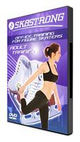 Review of Sk8Strong's Figure Skating Off-Ice Training DVDs: Sk8Strong Figure Skating Off-Ice Strength and Conditioning DVDs