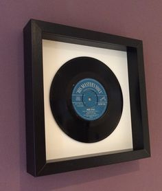 Danny Williams Moon River  Framed Vinyl Gift by TreasuredTunes
