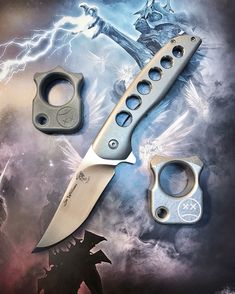 Knives Cool...