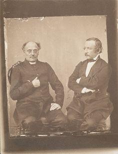 Johan Conrad Lihr: Kirjailijat J. L. Runeberg ja Z. Topelius, Helsinki, 1863
