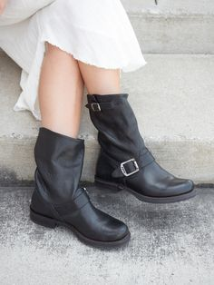 Love Frye's take on city style; I'll be wearing these all fall long! @Nordstrom