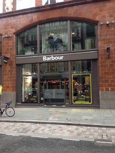 Barbour, London // Steve McQueen International in collaboration with Harlequin Design // October 2013
