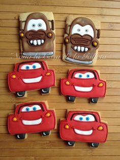 Galletas de Cars