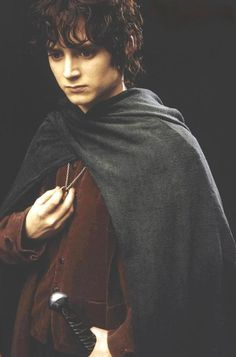 Frodo Baggins--probably already pinned this but he looks SO young!