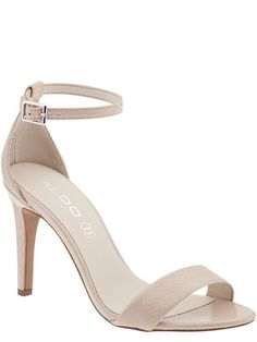 light nude pumps.
