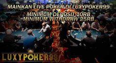 Beberapa cara dapat Anda lakukan untuk melalukan proses pendaftaran sebagai member baru melalui Situs Luxypoker99 Agen Judi Poker Online Terpercaya di Indonesia