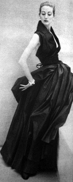 clover-vintage:    Vogue Paris 1951