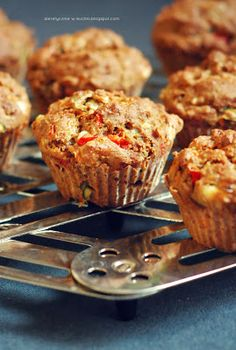 Tasty Vegetarian Recipes, Healthy Recipes, Healthy Food, Muffins, Lunch Box, Cooking Recipes, Yummy Food, Meals, Dinner